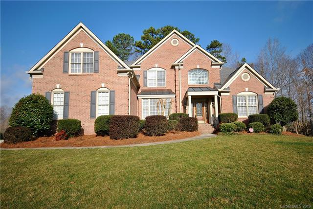 2611 Maricopa Ridge Lane, Charlotte, NC 28270 (#3472647) :: The Ramsey Group