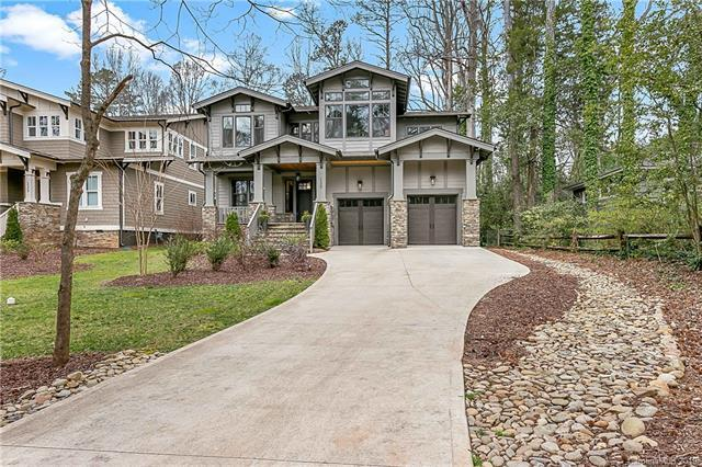 129 Wonderwood Drive, Charlotte, NC 28211 (#3472706) :: Exit Mountain Realty
