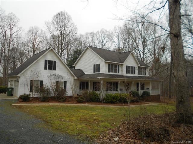 5910 Polk Mountain Drive, Marshville, NC 28103 (#3472713) :: Homes Charlotte