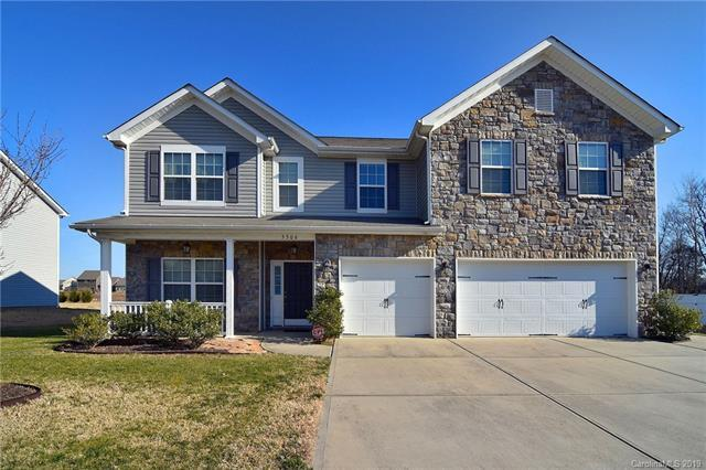 5306 Hackberry Lane SW, Concord, NC 28027 (#3472767) :: The Ramsey Group