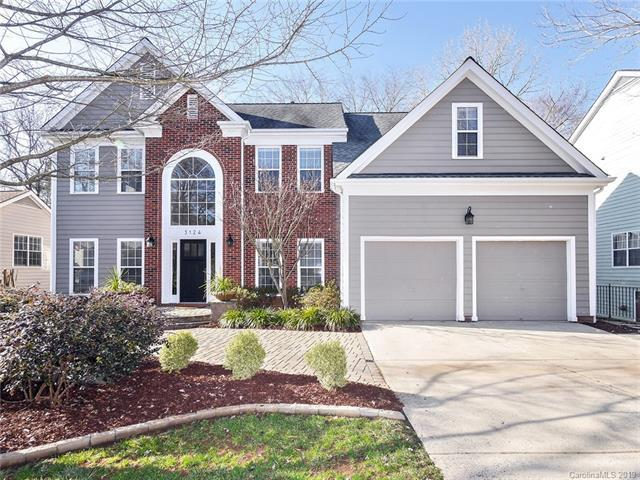 3124 Old Chapel Lane, Charlotte, NC 28210 (#3472784) :: IDEAL Realty