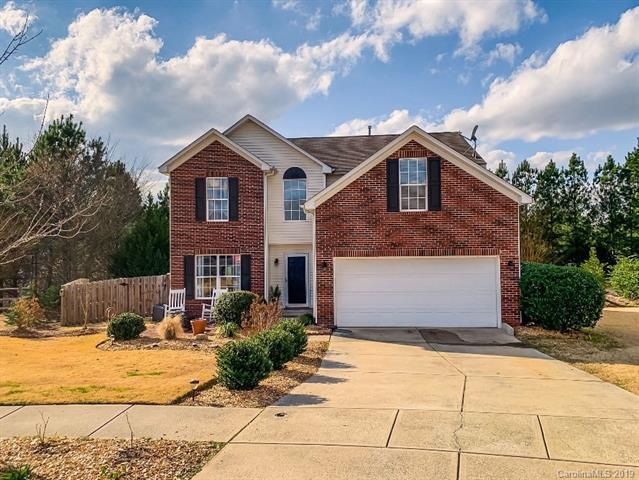 155 Amber Woods Drive, Tega Cay, SC 29708 (#3472823) :: The Andy Bovender Team