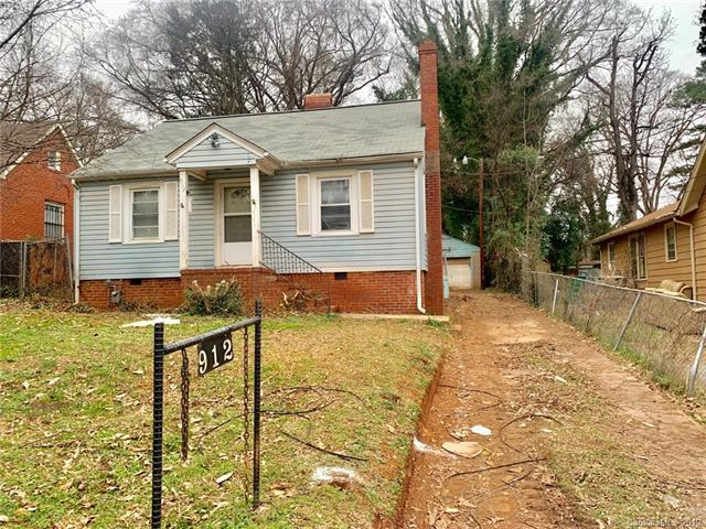 912 State Street, Charlotte, NC 28208 (#3472912) :: The Ramsey Group