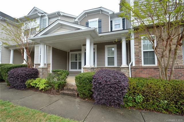 117 Walnut Cove Drive C, Mooresville, NC 28117 (#3472940) :: Caulder Realty and Land Co.