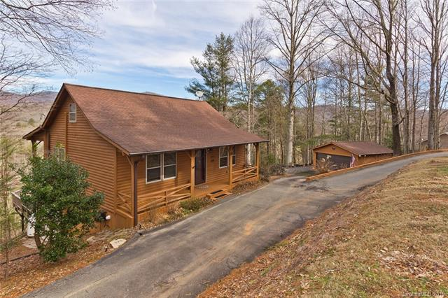 28 Whitaker Circle, Fairview, NC 28730 (#3473007) :: Puffer Properties