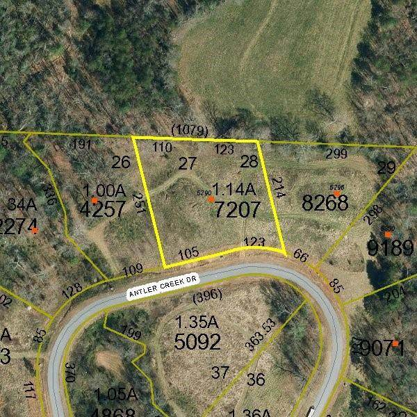 5290 Antler Creek Drive, Granite Falls, NC 28630 (#3473162) :: Caulder Realty and Land Co.