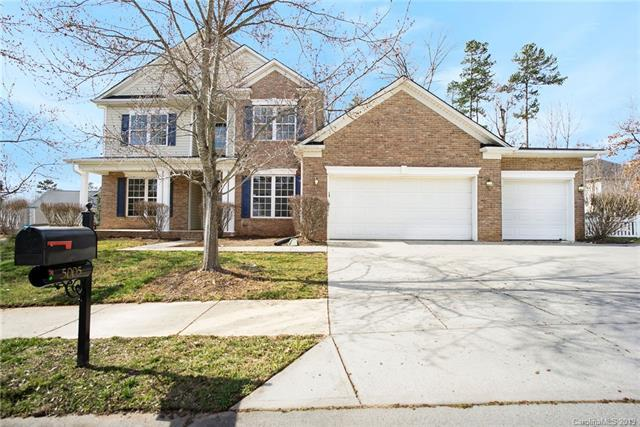 5005 Joyful Noise Lane, Indian Trail, NC 28079 (#3473175) :: The Ramsey Group