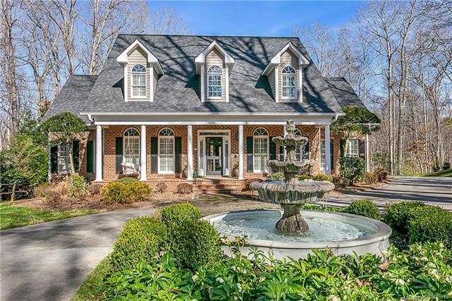 8820 Alpine Circle, Charlotte, NC 28270 (#3473240) :: LePage Johnson Realty Group, LLC