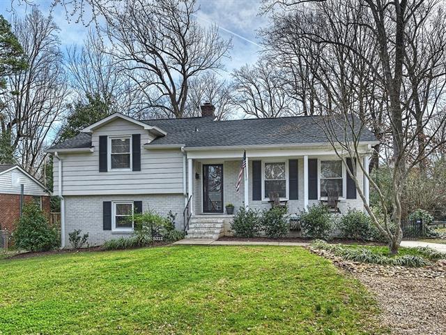 5312 Furman Place, Charlotte, NC 28210 (#3473383) :: Scarlett Real Estate