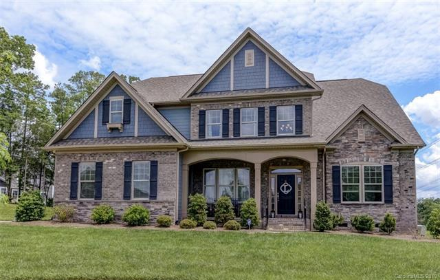 14141 Holly Glade Circle, Huntersville, NC 28078 (#3473401) :: Exit Mountain Realty