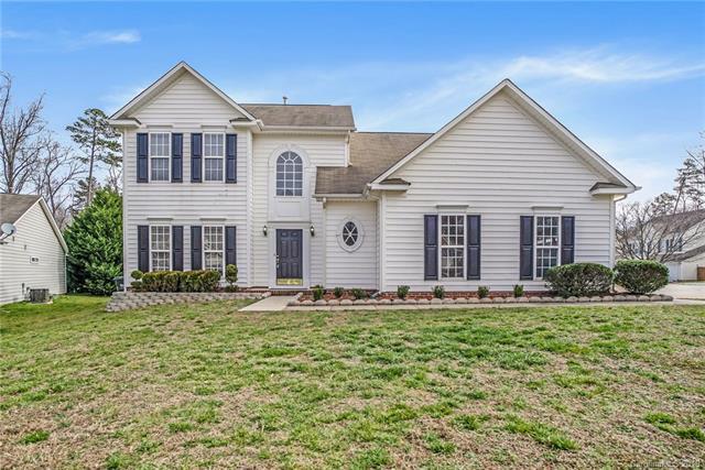 1836 Danny Court, Matthews, NC 28105 (#3473454) :: Scarlett Real Estate