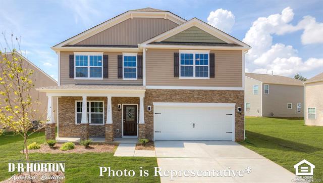 9927 Pollie Little Lane #21, Charlotte, NC 28214 (#3473464) :: LePage Johnson Realty Group, LLC
