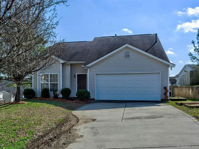 2607 Misty Cove, Kannapolis, NC 28083 (#3473479) :: Exit Mountain Realty