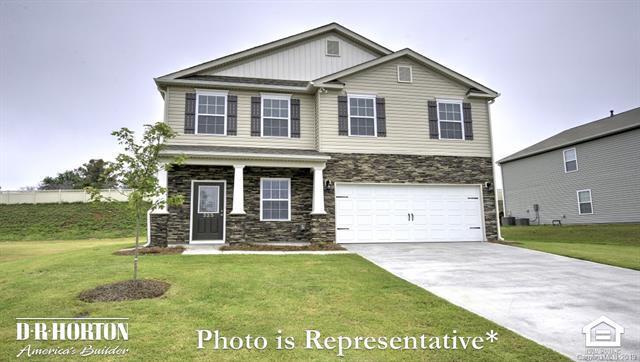 2527 Austyn Joey Drive #33, Charlotte, NC 28214 (#3473480) :: LePage Johnson Realty Group, LLC