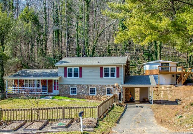 23 Clearbrook Road, Asheville, NC 28805 (#3473481) :: Exit Mountain Realty