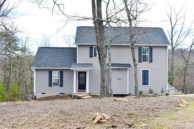 1480 Pine Mountain Drive, Connelly Springs, NC 28612 (#3473510) :: Exit Mountain Realty