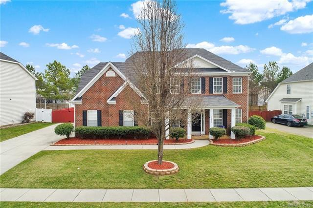 13307 Ferguson Forest Drive, Charlotte, NC 28273 (#3473547) :: Exit Mountain Realty