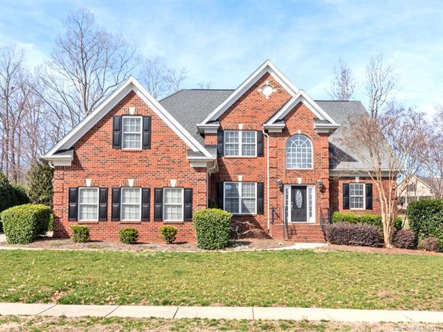 8200 Denholme Drive, Waxhaw, NC 28173 (#3473582) :: LePage Johnson Realty Group, LLC