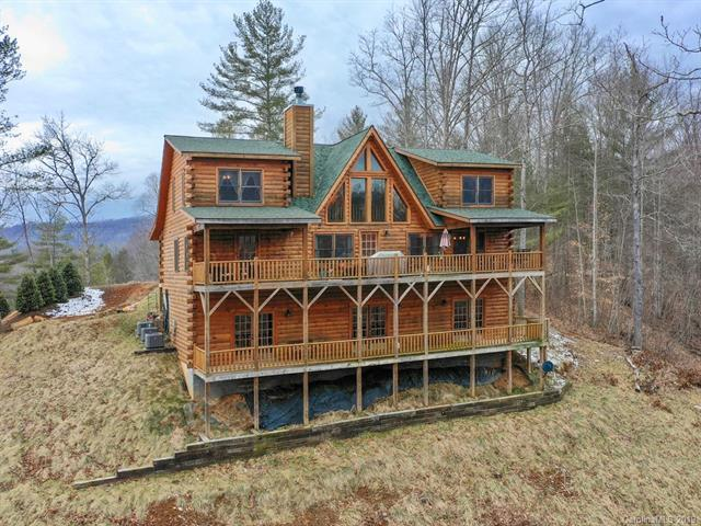 1133 High Peak Drive, Green Mountain, NC 28740 (#3473644) :: Zanthia Hastings Team