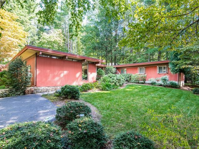 5 Brookside Road, Biltmore Forest, NC 28803 (#3473733) :: Exit Mountain Realty