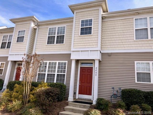 2488 Loch Stone Drive 18E, Gastonia, NC 28054 (#3473858) :: Roby Realty