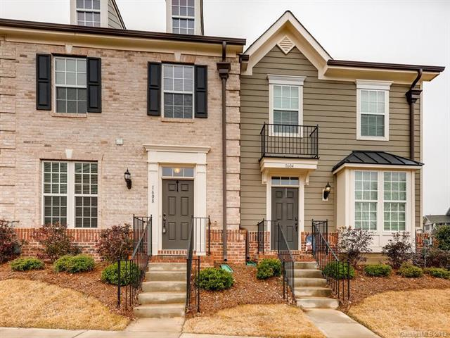 1608 Lovers Lawn Trace #402, Cornelius, NC 28031 (#3473925) :: Odell Realty