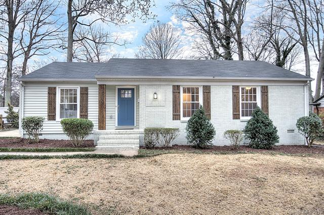5027 Milford Road, Charlotte, NC 28210 (#3473966) :: The Ramsey Group