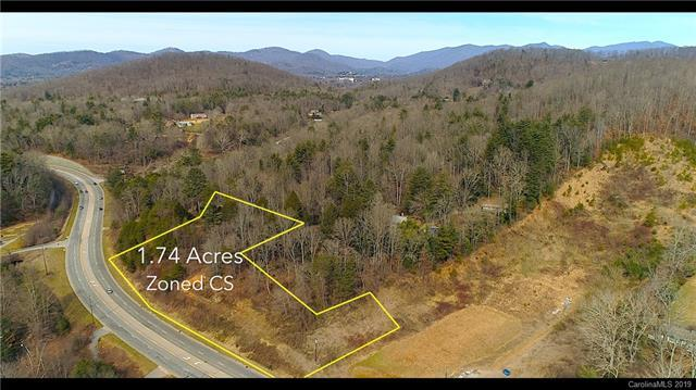 99999 Charlotte Highway Sub Lot 3, Asheville, NC 28803 (#3473973) :: Exit Mountain Realty
