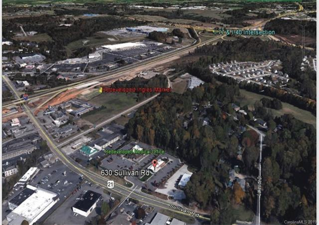630 Sullivan Road, Statesville, NC 28677 (#3474054) :: Mossy Oak Properties Land and Luxury