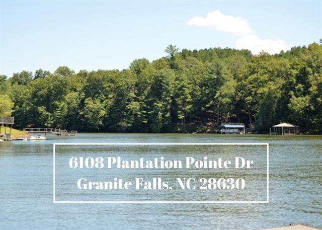 6108 Plantation Pointe Drive, Granite Falls, NC 28630 (#3474195) :: MECA Realty, LLC