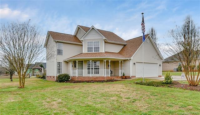 2212 Potter Downs Drive, Waxhaw, NC 28173 (#3474279) :: MartinGroup Properties