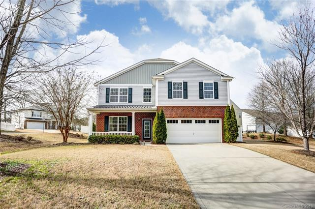 243 Sycamore Creek Road, Fort Mill, SC 29708 (#3474318) :: Cloninger Properties