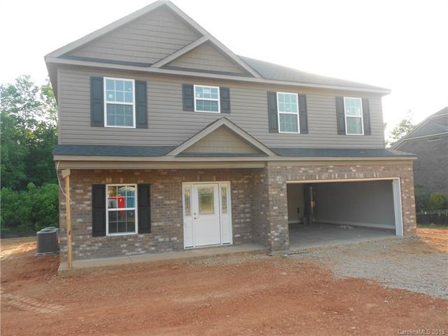 3613 Crow Road #3, Monroe, NC 28112 (#3474340) :: MartinGroup Properties