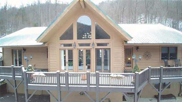 425 Poverty Branch Road, Barnardsville, NC 28709 (#3474342) :: DK Professionals Realty Lake Lure Inc.