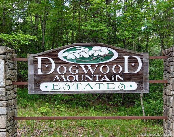 000 Dogwood Lane E1, Penrose, NC 28766 (#3474360) :: Team Honeycutt
