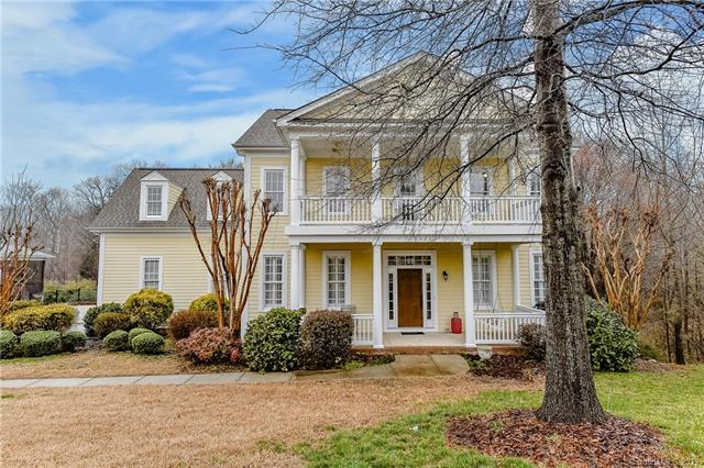 9623 Hillspring Drive, Huntersville, NC 28078 (#3474396) :: Exit Mountain Realty