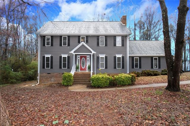 215 Hickory Lane Drive, Mount Holly, NC 28120 (#3474404) :: Odell Realty