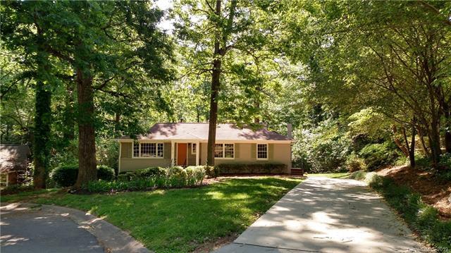 3410 Bonneville Drive #22, Charlotte, NC 28205 (#3474454) :: High Performance Real Estate Advisors