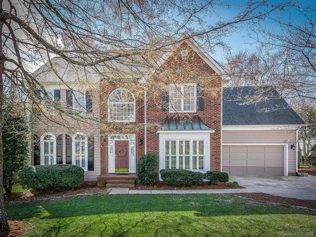 5503 Flowering Dogwood Lane, Charlotte, NC 28270 (#3474509) :: The Ramsey Group