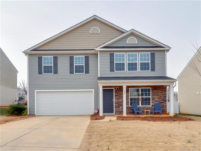 125 Quail Springs Road #54, Statesville, NC 28677 (#3474545) :: Chantel Ray Real Estate