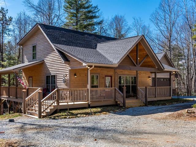 33 Drake Mountain Lane, Hendersonville, NC 28739 (#3474633) :: LePage Johnson Realty Group, LLC