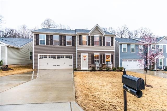 131 Aberdeen Drive, Troutman, NC 28166 (#3474705) :: Exit Mountain Realty