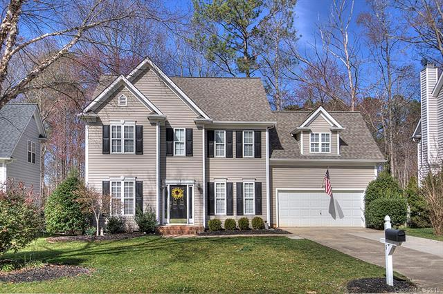 16919 Hampton Crossing Drive, Huntersville, NC 28078 (#3474763) :: The Elite Group
