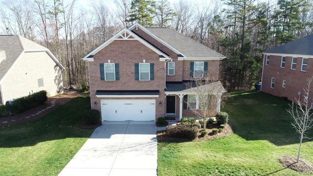 5123 Poplar Knoll Drive #45, Matthews, NC 28105 (#3474776) :: LePage Johnson Realty Group, LLC