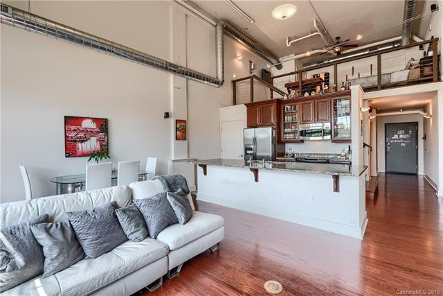 715 Graham Street #206, Charlotte, NC 28202 (#3474846) :: High Performance Real Estate Advisors