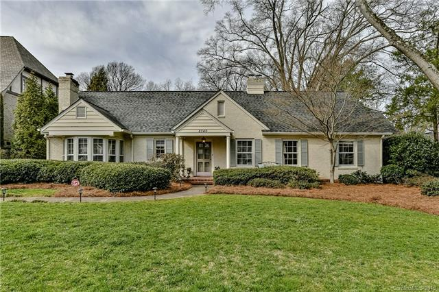 2340 Vernon Drive, Charlotte, NC 28211 (#3474920) :: Stephen Cooley Real Estate Group
