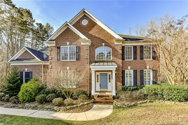 3219 Pollard Court, Charlotte, NC 28270 (#3474988) :: The Andy Bovender Team