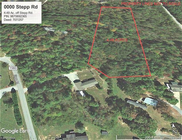 0000 Stepp Road, Hendersonville, NC 28792 (#3474992) :: RE/MAX Four Seasons Realty