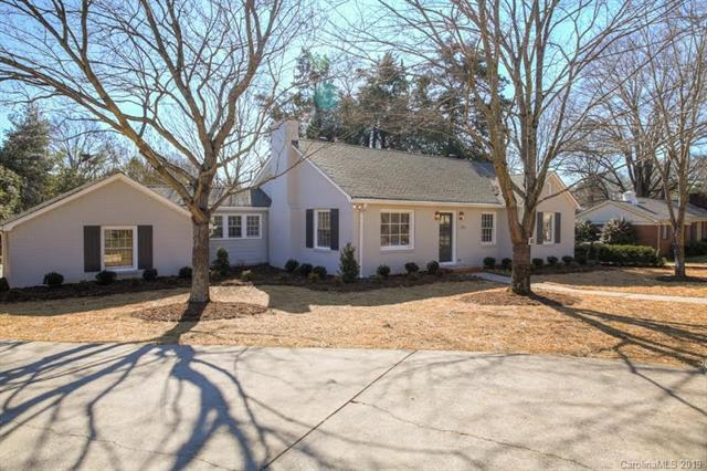 101 S Canterbury Road, Charlotte, NC 28211 (#3475092) :: Besecker Homes Team