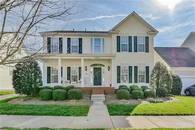 8802 Cool Meadow Drive, Huntersville, NC 28078 (#3475148) :: The Ramsey Group
